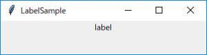 LabelSample