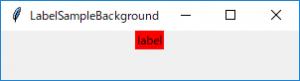 LabelSampleBackground