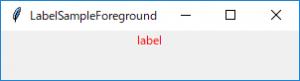 LabelSampleForeground